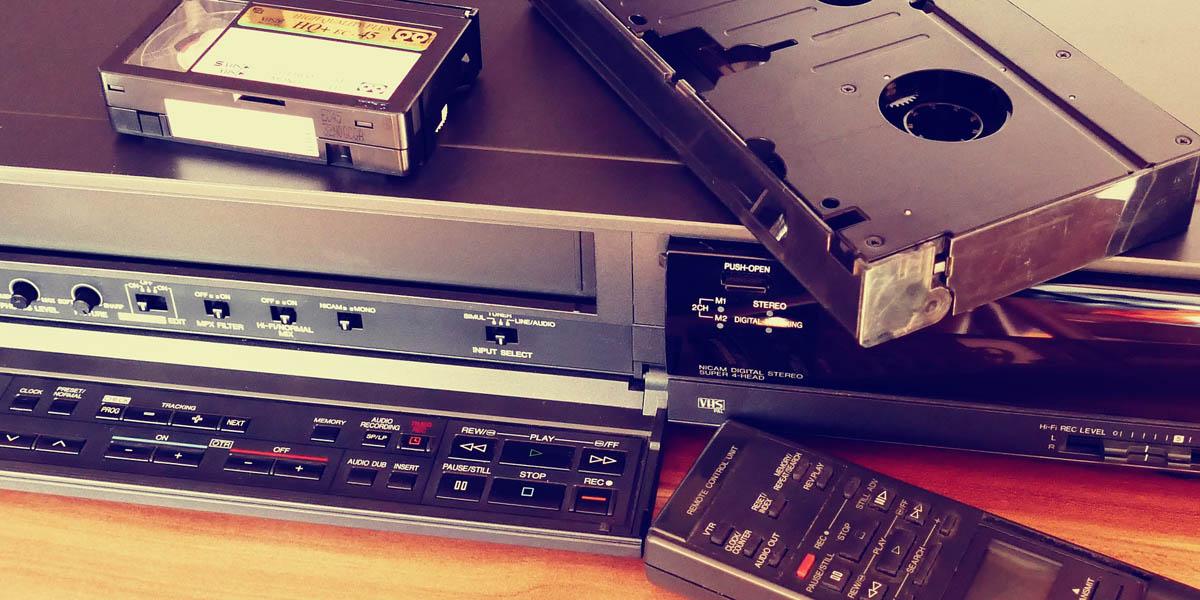 Usługi video Bielsko - przegrywanie z kaset na DVD, VHS na DVD